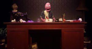 [Randy Writes A Novel] [Theatre Row, NYC] (c)Chris McDonald