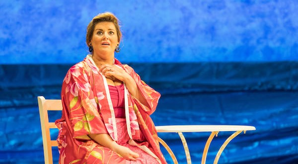 Jodie Prenger as Shirley Valentine