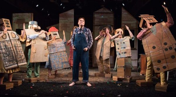 (Soot and Spit) (New Ohio Theatre) (NYC) (c)Nina Wurtzel