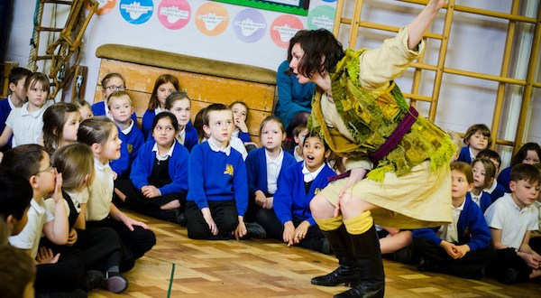 First Encounters with Shakespeare with RSC The Tempest