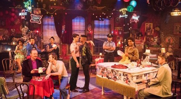 (The View UpStairs) (Lynn Redgrave Theater) (NYC) (c)Kurt Sneddon