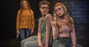 (What Happened That Night) (IRT Theater, NYC) (c)Clinton B Photography