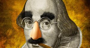 collage of william shakespeare