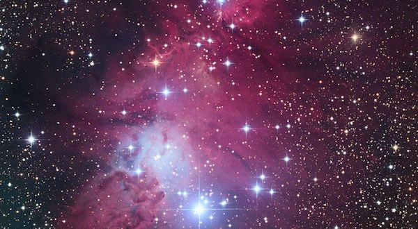 A star scape