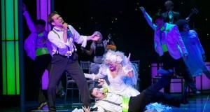 jon robyns wedding singer king's theatre glasgow