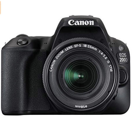 Canon EOS DSLR Camera
