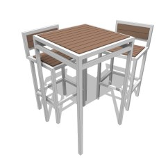 Swing Chair Revit Family Arm Covers To Buy Accent Furniture In Inventrush Talt Collection Bar Height Table 10052 2 00 Families