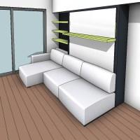 Resource Furniture Murphy Bed - Furniture Designs