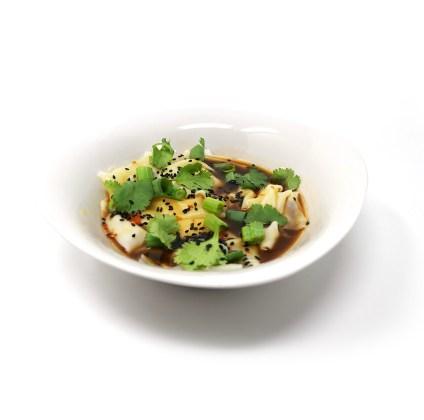Asian Style Butternut Squash Dumplings