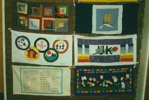 1997 Stenstorp - several panels