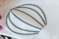 Hot Air Balloon Lamp Shade - The Ribbon Retreat Blog