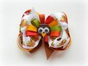 "thanksgiving ribbon - 7 8"" grosgrain"