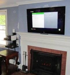 bristol ct tv over fireplace with wires concealed 7 [ 4000 x 2248 Pixel ]