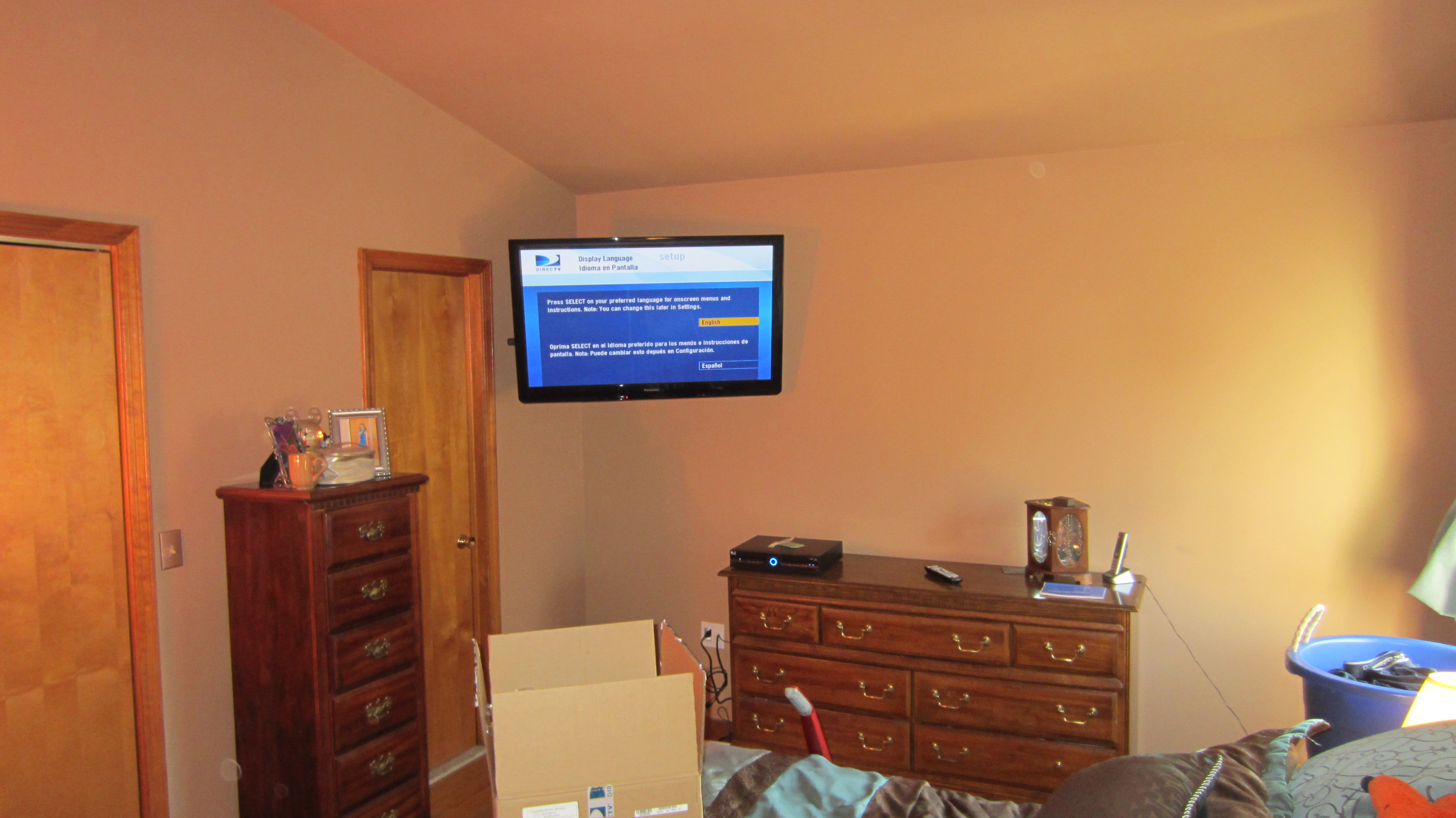 Fairfield CT mount tv on wall  Home Theater Installation