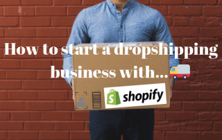 How to start a dropshipping business with shopify