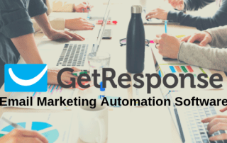 GetResponse, the best email marketing automation software for your email campaigns.