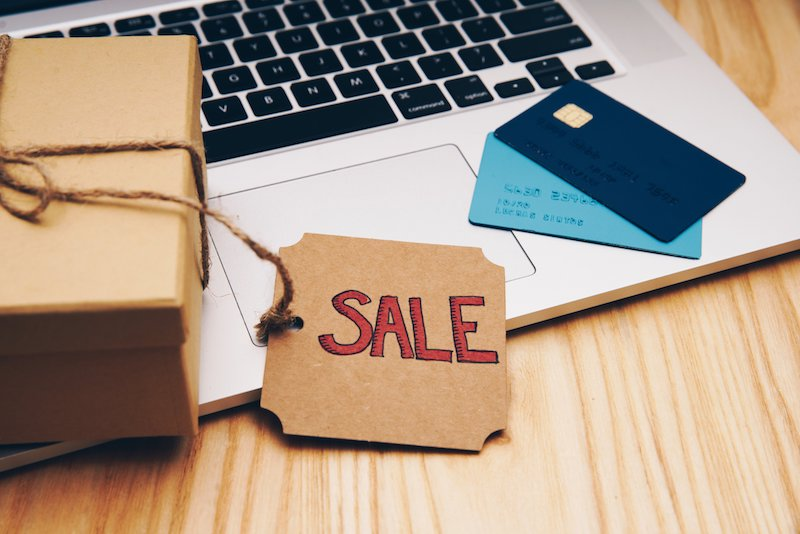 selling online with Shopify