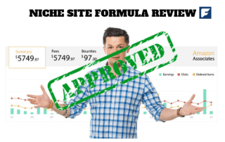 How to make an amazon affiliate website thanks to Niche Site Formula