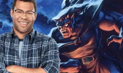 Weisman Wants to Team with Jordan Peele for Live-Action Gargoyles