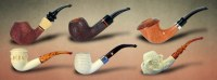 Cheap Smoking Pipe - Buy Briar & Meerschaum Tobacco Pipes ...