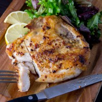 Always Perfect Bone-In Chicken Breasts