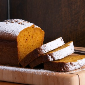 A Lovely Pumpkin Bread