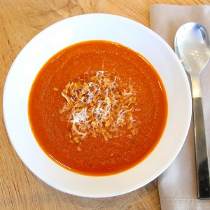 Middle of the Winter Tomato Soup