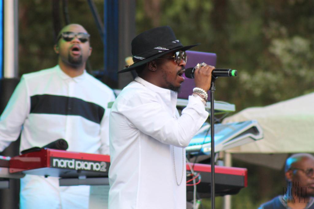Anthony Hamilton, RVA Jazz Festival at Maymont