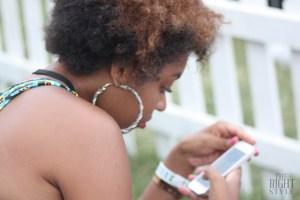 Gianna at RVA Jazz Festival at Maymont