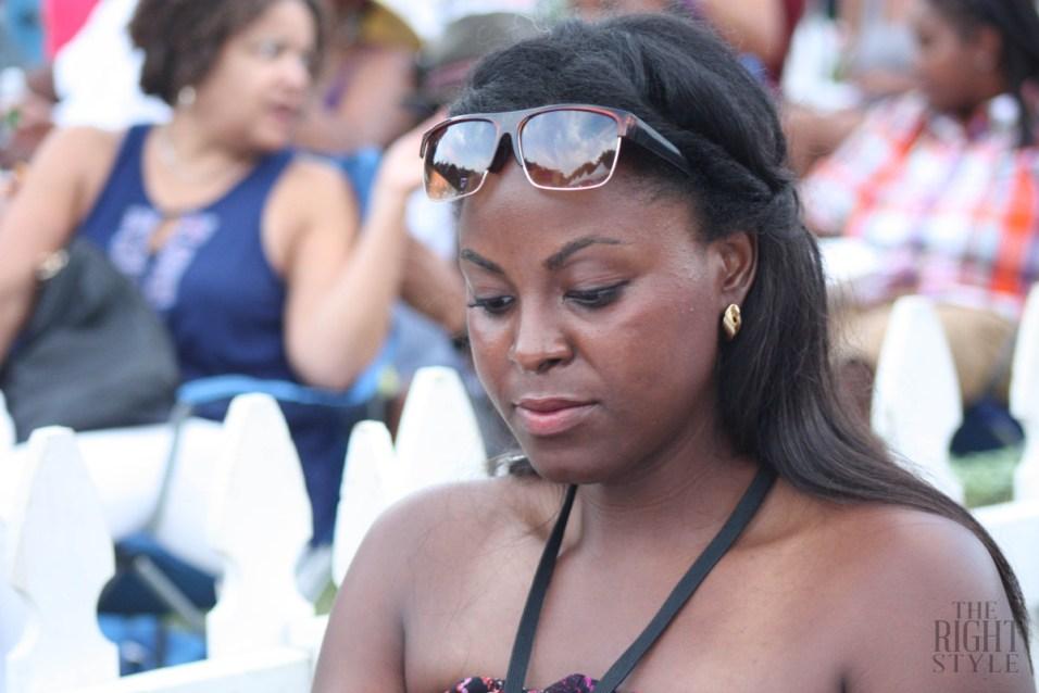 Jessica at RVA Jazz Festival at Maymont
