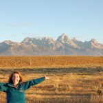 the oregon trail: day 4 (hiking in the grand tetons)