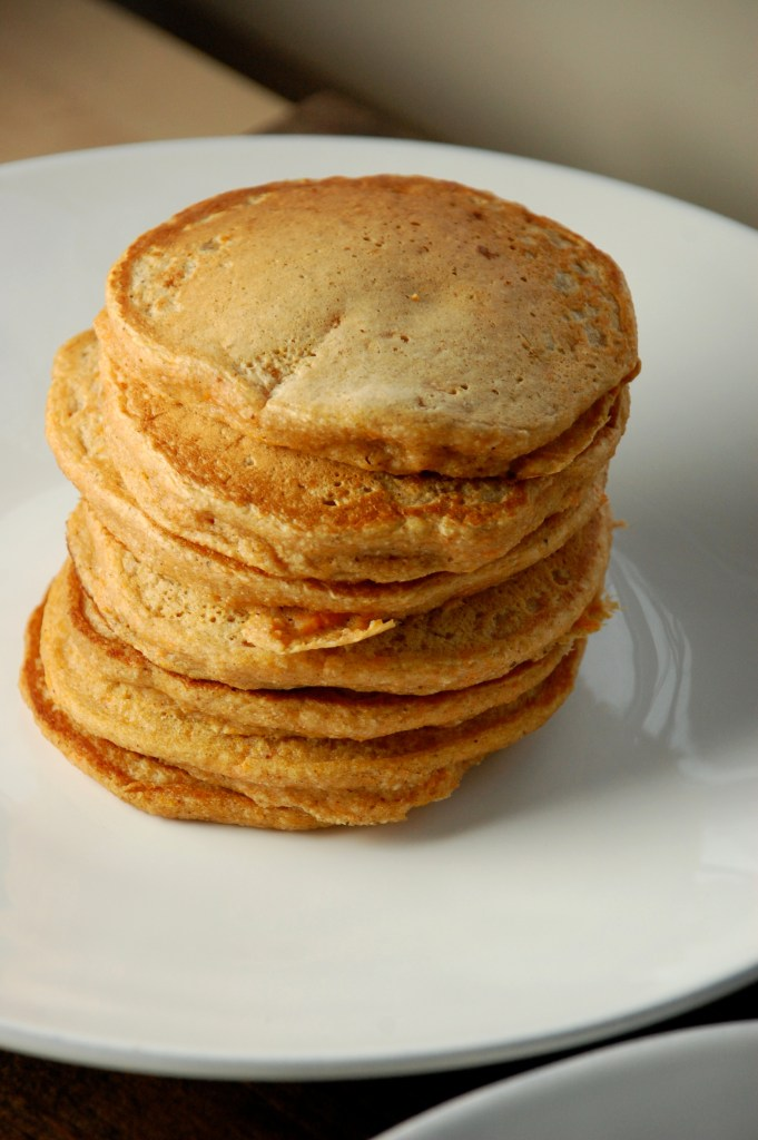 Sweet Potato Buttermilk Pancakes|The Ringers