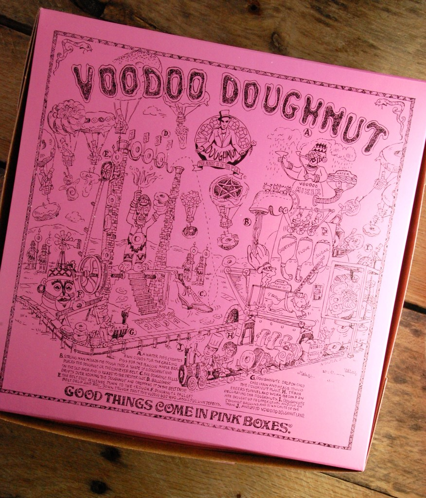 Voodoo Doughnuts | Portland Donut Crawl | theringers.co