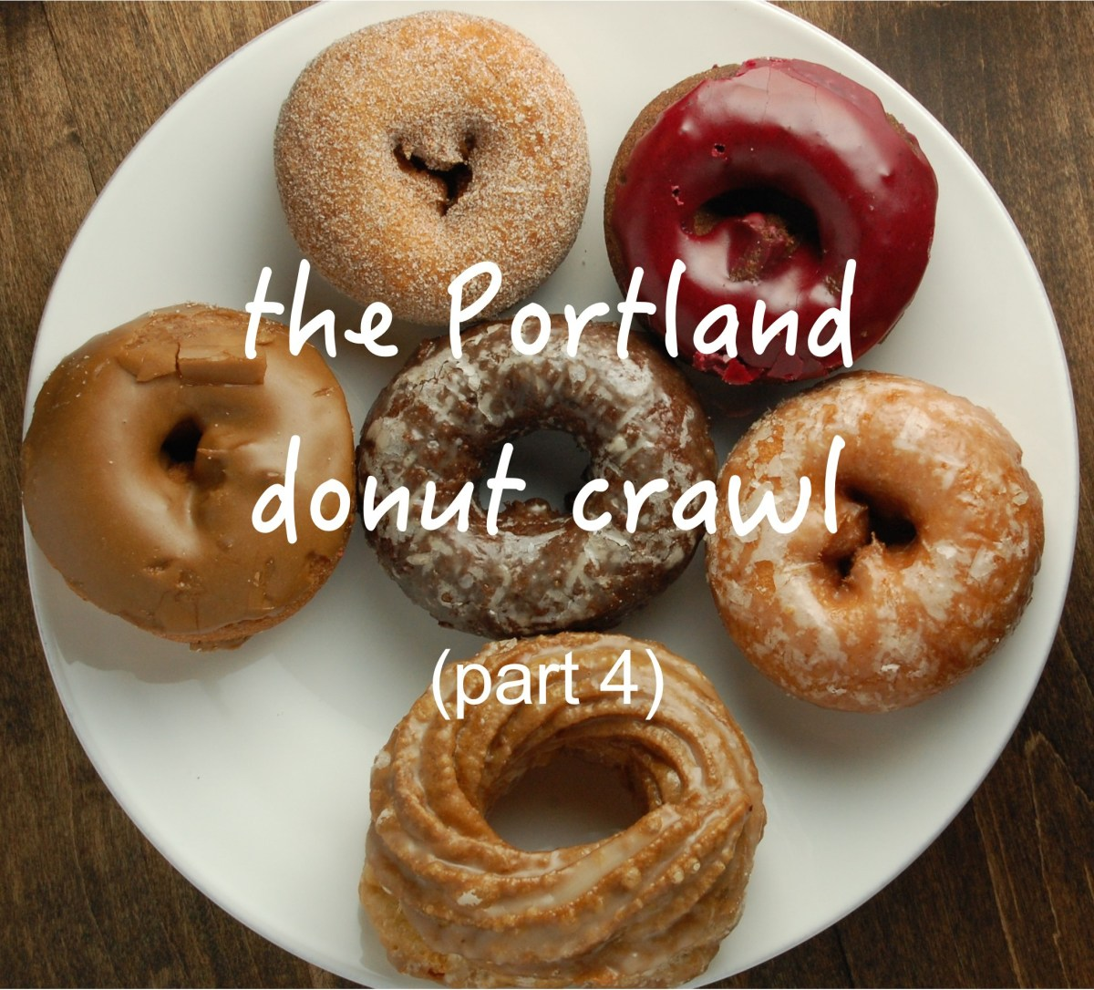 the portland donut crawl (part 4).