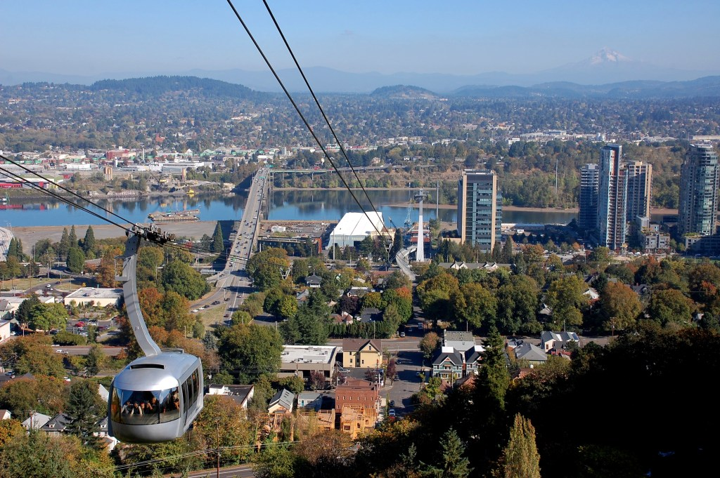 Portland Aerial Tram | Portland Favorites | theringers.co