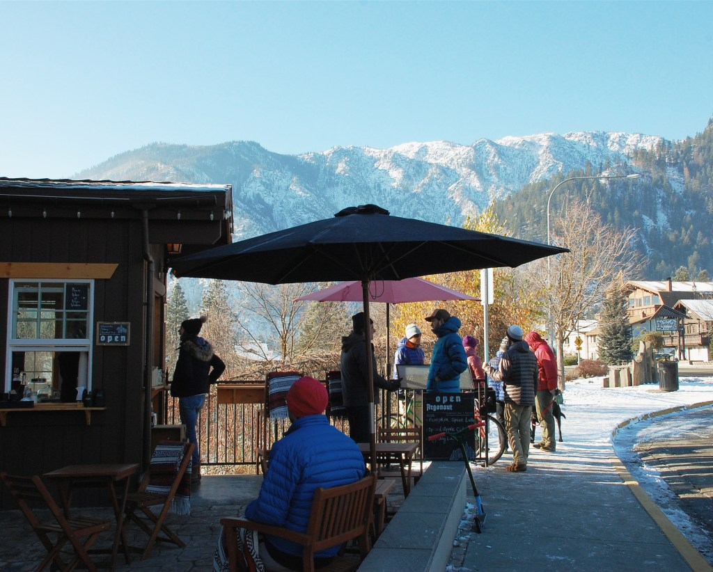 Argonaut Espresso in Leavenworth, WA | theringers.co