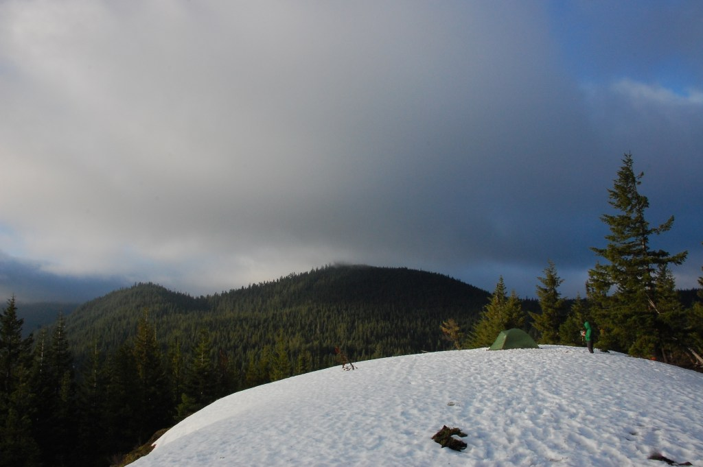 Backpacking trip to Palmateer Point in Mount Hood National Forest | theringers.co