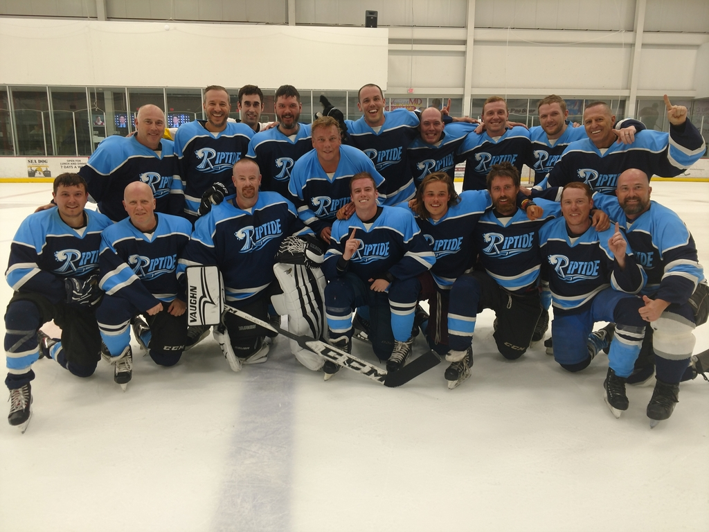 League Champions - The Rinks at Exeter