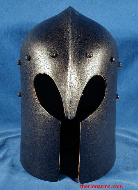 TherionArms  Italian barbute barbuta