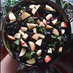 Late Spring Bounty Salad