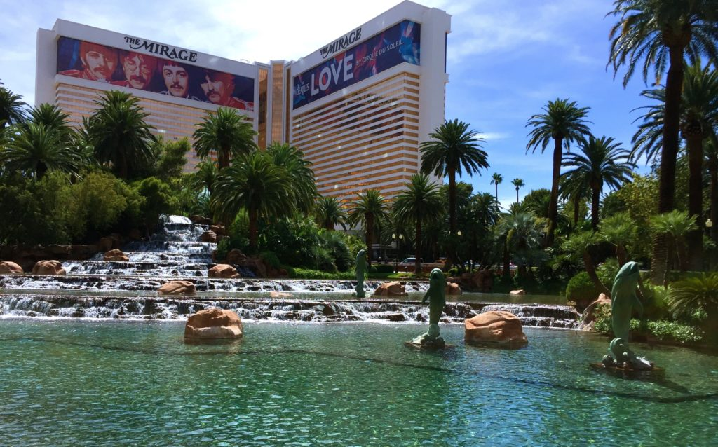 Easy ways to Win Big in Vegas by Saving Money. The Mirage. The Rising Damsel