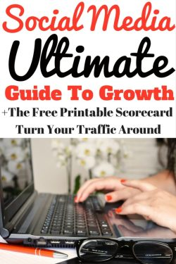 Ultimate Social Media Guide for Growth. Free Social Media Tracker. The Rising Damsel