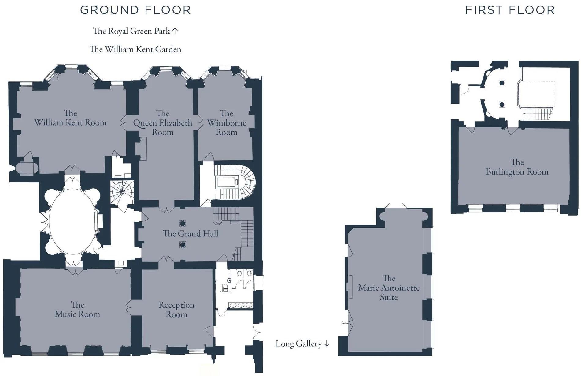 hight resolution of william kent house floor plan