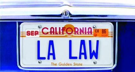 The River of Pride L.A. Law