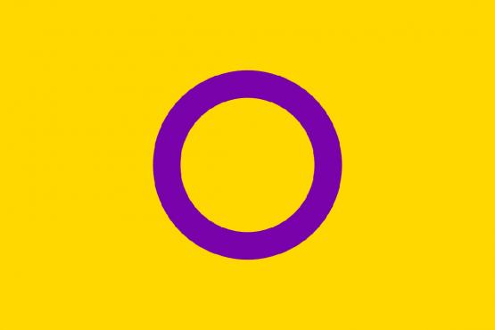 The River of Pride Intersex Awareness