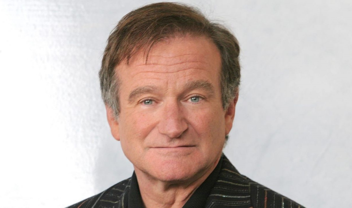 Robin Williams shows the power of Depression