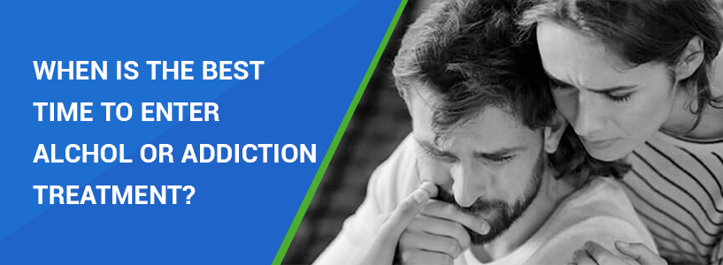 take alcohol or drug addiction treatment for your loved ones