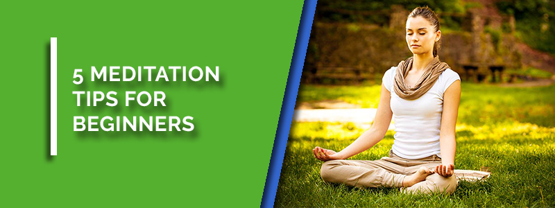 Tips for meditation