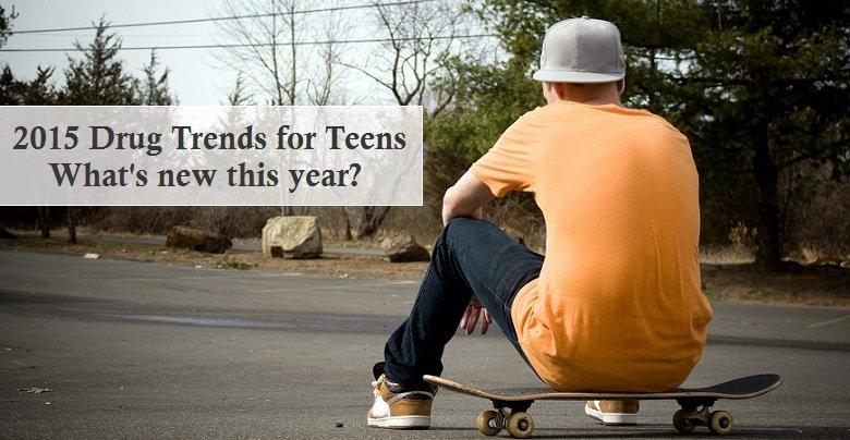 2015 Drug Trends For Teens