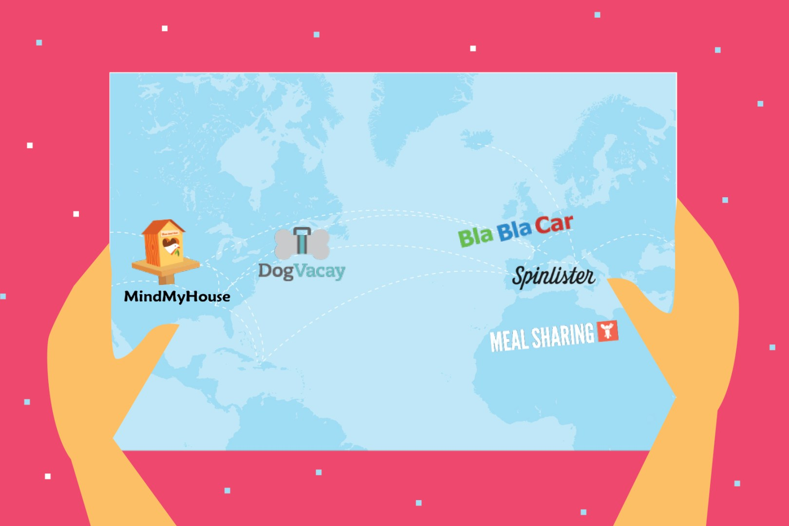 Beyond Airbnb: Traveling with the Sharing Economy | The
